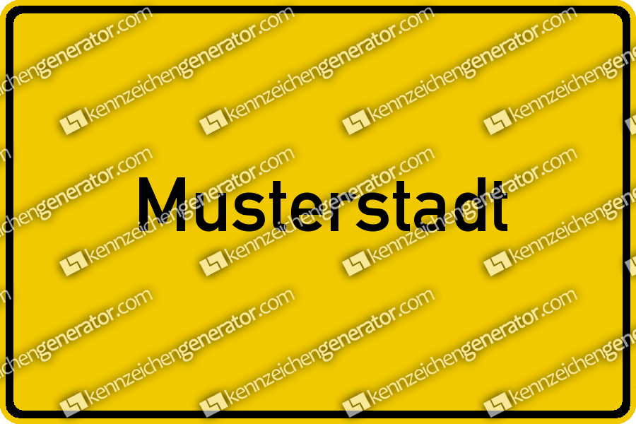 Ortsschild Vektorgrafiken, Cliparts Und Illustrationen Kaufen - 123RF